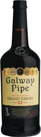 Galway Pipe Fine Old Tawny Port 750mL