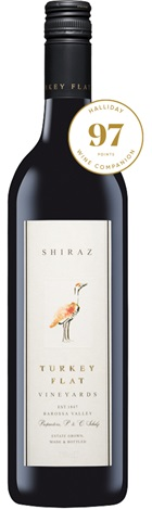 Turkey Flat Shiraz 750mL