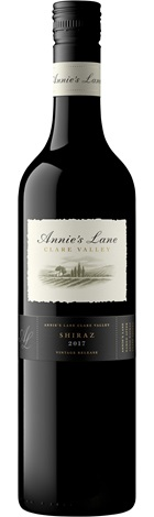 Annie's Lane Clare Valley Shiraz 750mL
