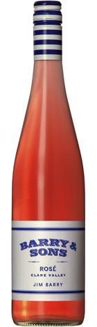 Barry & Sons Rose 750mL