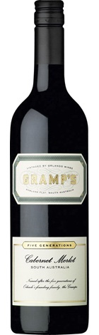 Gramps Cabernet Merlot 750mL