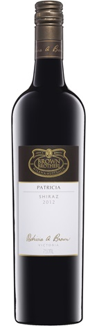 Brown Brothers Patricia Shiraz 750mL