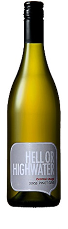 Hell or Highwater Pinot Gris 750ml