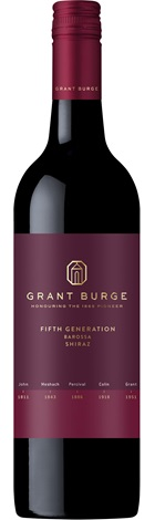 Grant Burge 5th Generation Barossa Shiraz 750mL