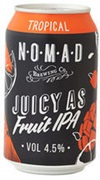 Nomad Juicy As IPA Can 330mL