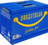 Buckethead Session Ale Block Can 375mL