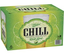 Miller Chill Premium Bottle 330mL