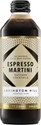 Lexington Hill Espresso Martini Bottle 300mL