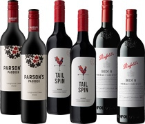 Great Value Shiraz Six